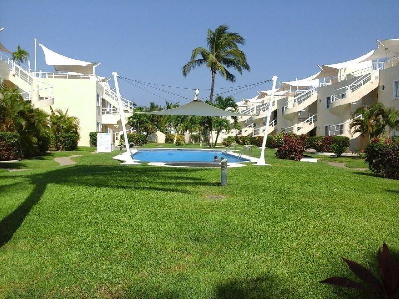 departamento en renta en acapulco $1,500 por noche 6 personas