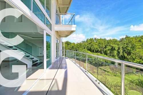 departamento en renta en cancun en lagos del sol pent house