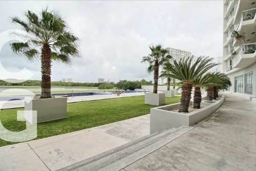 departamento en renta en cancun en residencial palmeras 3r