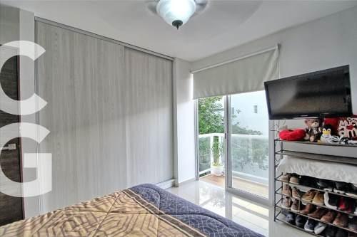 departamento en renta en cancun en residencial tziara de 2 r
