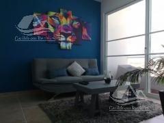 departamento en renta en cancun poligono sur  dream lagoons