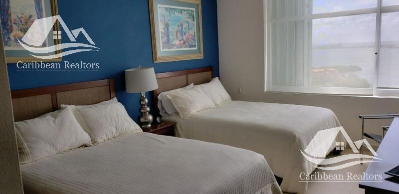 departamento en renta en cancún/ zona hotelera/punta cancún