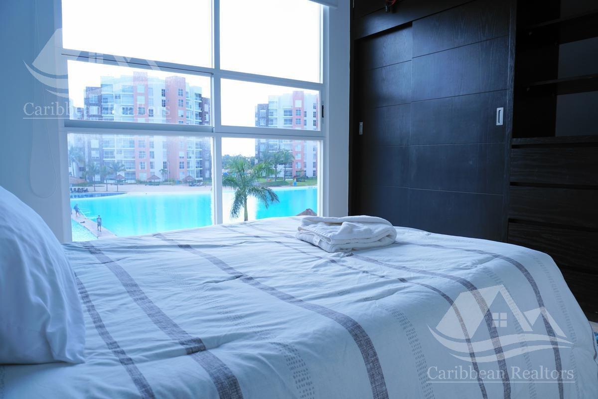 departamento en renta en cancun/dreams lagoon