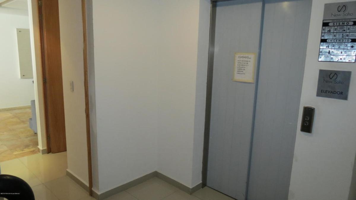 departamento en renta en cimatario, queretaro, rah-mx-20-281