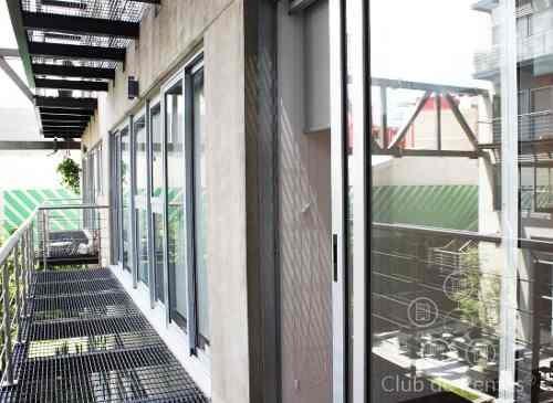departamento en renta en city towers park grand, zona coyoacán, de 2 recámaras