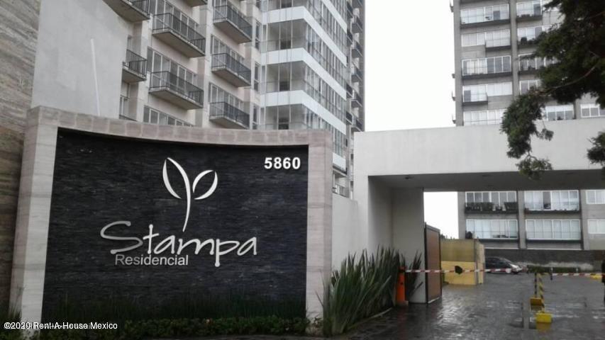 departamento en renta en cuajimalpa # 20-1035 is