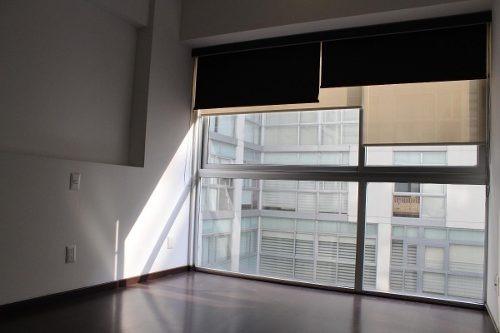 departamento en renta, en exclusivo conjunto city towers, a lado de cineteca