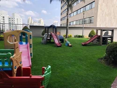 departamento en renta en hacienda de las palmas interlomas ( 458461 )