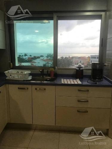 departamento en renta en isla dorada cancun/zona hotelera