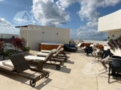 departamento en renta en playa del carmen/riviera maya/lagunas de mayakoba