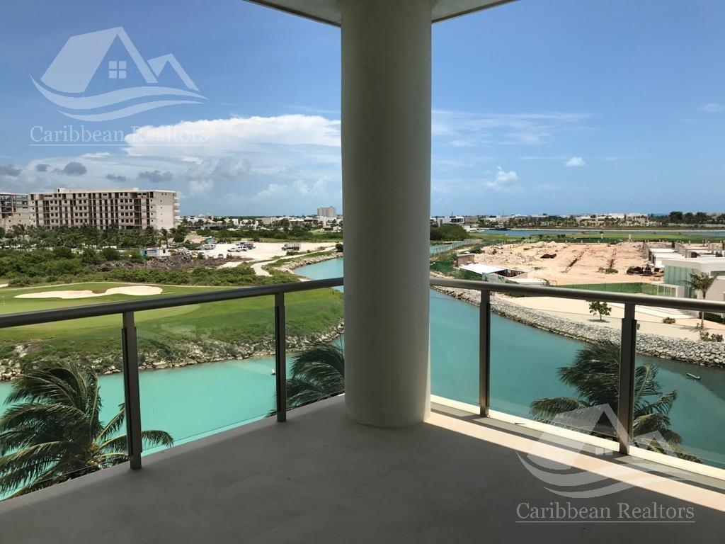 departamento  en renta en  puerto cancún/maioris tower