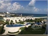 departamento en renta en puerto cancún/zona hotelera/novo cancún/torre apus