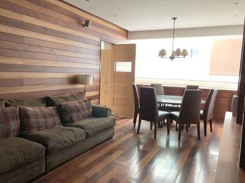 departamento en renta en residencial tamarindos, bosques de las lomas.