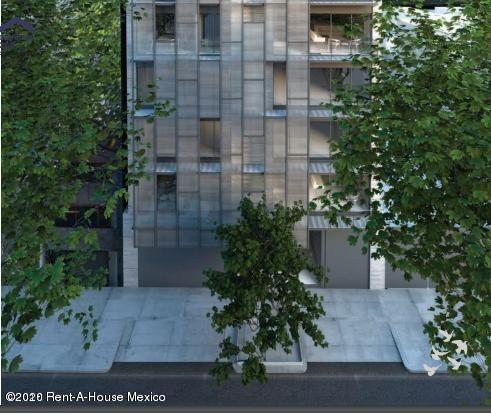 departamento en renta en roma norte   rb