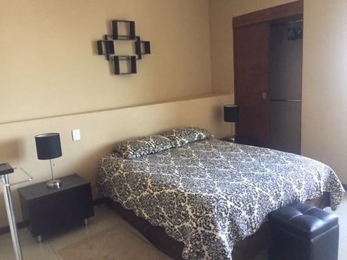 departamento en renta en  torre zafiro col. hacienda san francisco