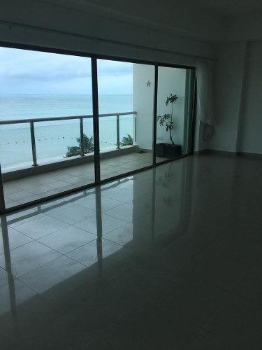 departamento en renta frente al mar residencial la playa
