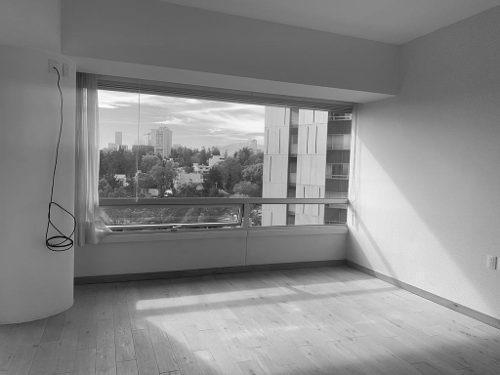 departamento en renta residencial sens lomas de vista hermosa