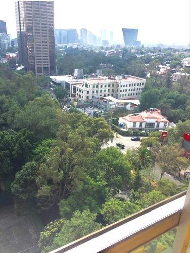 departamento en renta/venta en lomas de chapultepec, palmas,miguel hidalgo