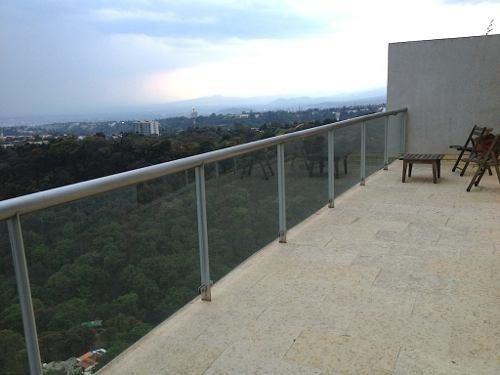 departamento en santa fe, ph con terraza  cumbres sta fe