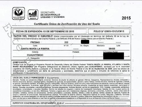 departamento en santa maria la ribera mx18-ee4316