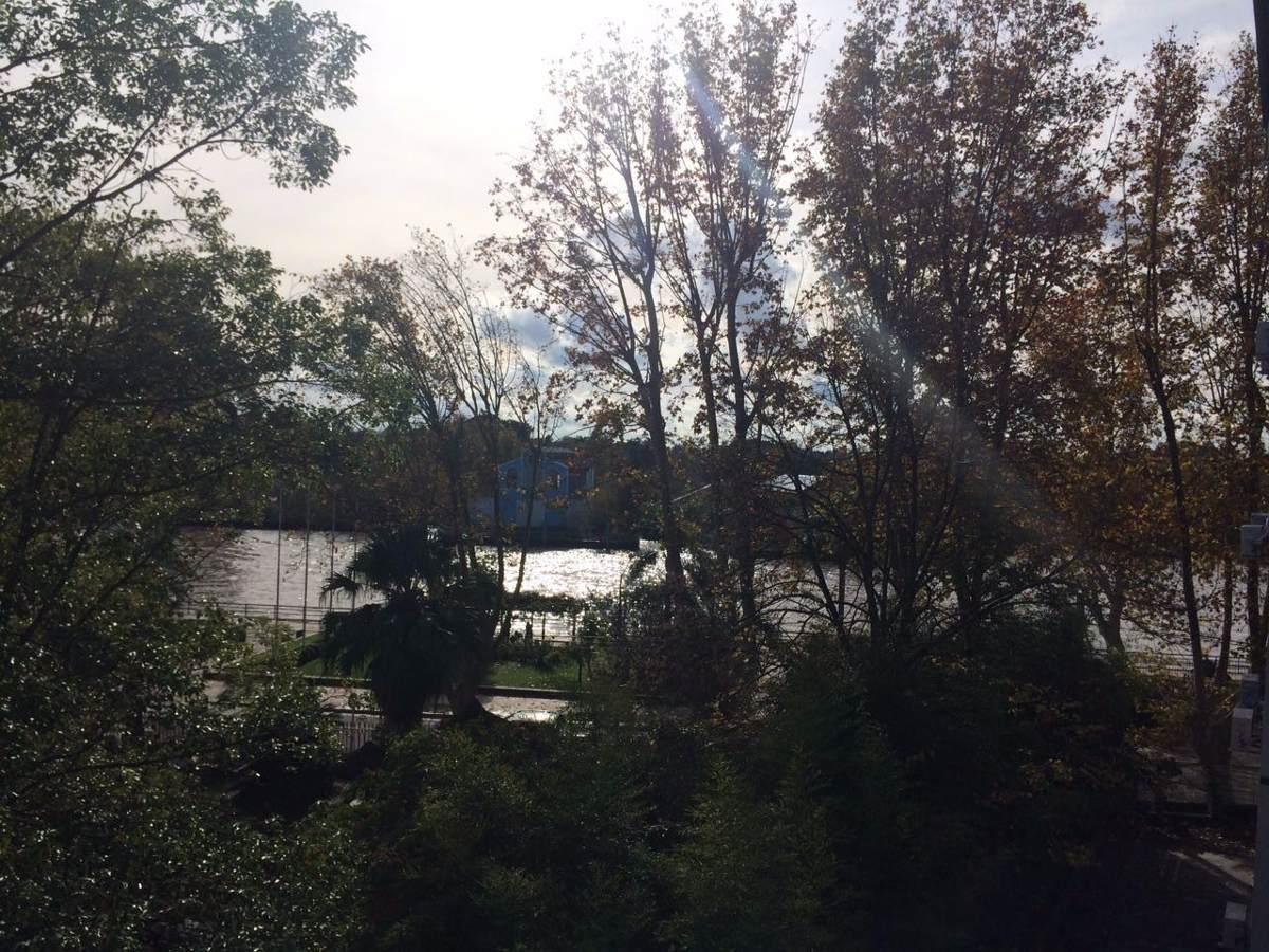 departamento en tigre ubicado frente al río lujan