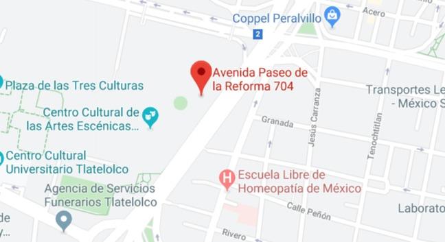 departamento en tlatelolco