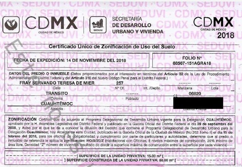 departamento en transito mx20-hs8979