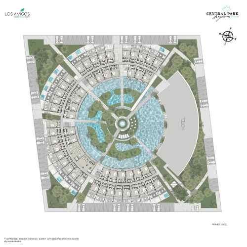 departamento en tulum central park impresionante desarrollo