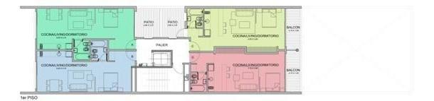 departamento en venta 1 ambiente pozo villa urquiza
