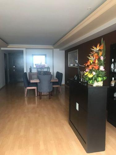 departamento en venta 168m2 interlomas residencial acuario excelentes amenidades