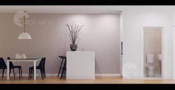 departamento  en venta 2 ambientes en recoleta