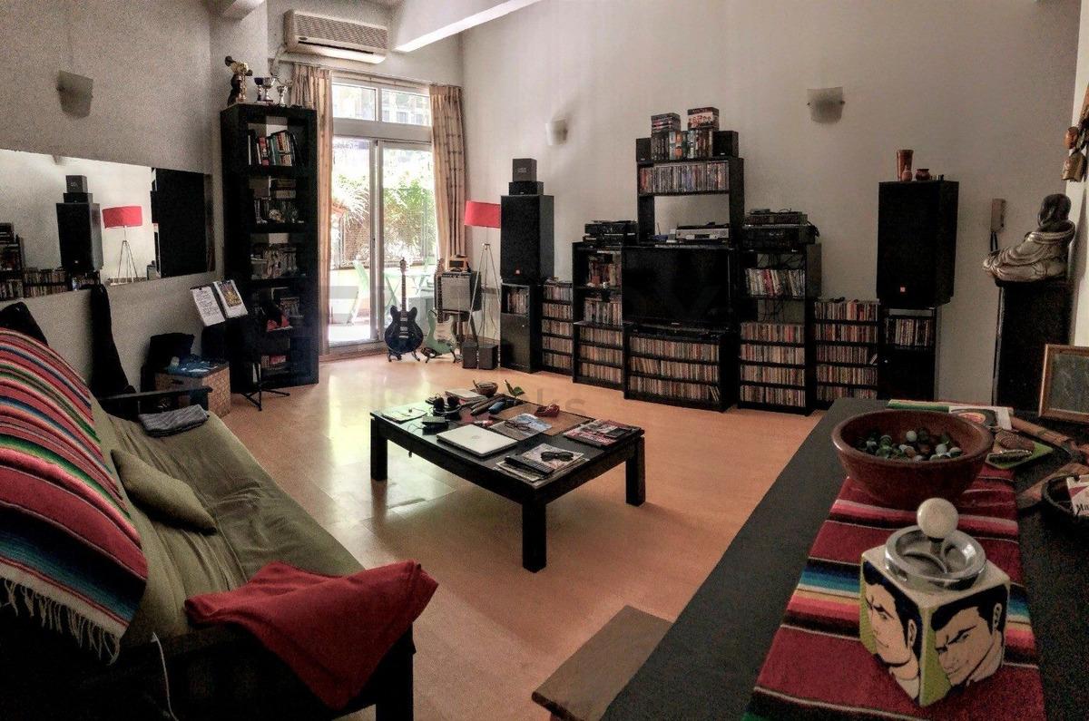 departamento en venta 2 ambientes - la algodonera full amenities colegiales
