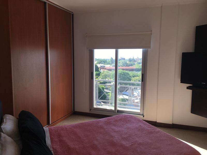 departamento en venta 2 dormitorios en campana centro. cochera. amenities