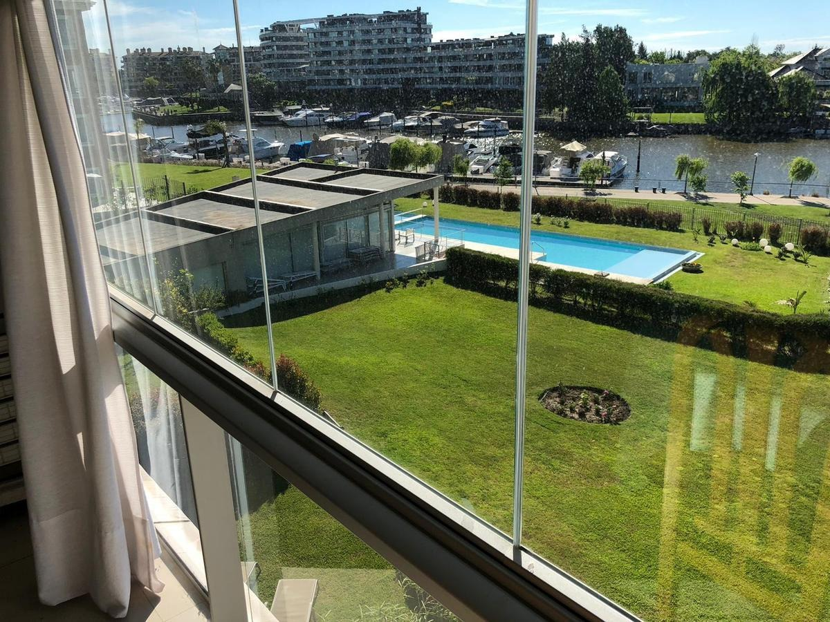 departamento en venta 3 ambientes marinas del canal nordelta