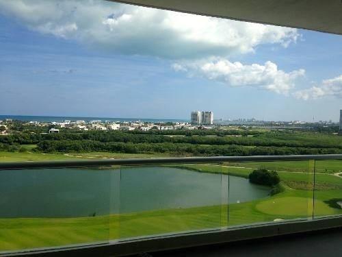 departamento en venta 3 recamaras vista al mar y campo de go