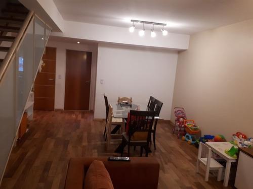 departamento en venta 4 amb +terraza+cochera+apto credito ex