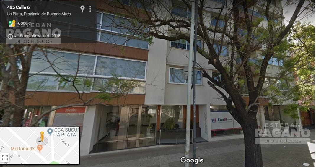 departamento en venta 6 esq 42- barrio norte