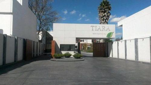 departamento en venta a estrenar en tiara residencial, tecamachalco