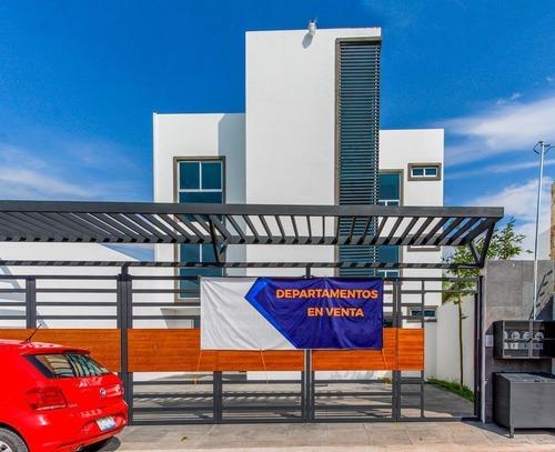 departamento en venta a unas calles del cis de san andrés cholula