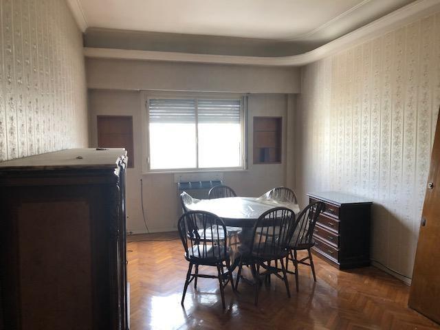 departamento en venta almagro 3 ambientes con dependencias o comedor diario