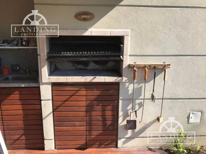 departamento en venta - arboris las lomas - san isidro, 3 ambientes con jardin