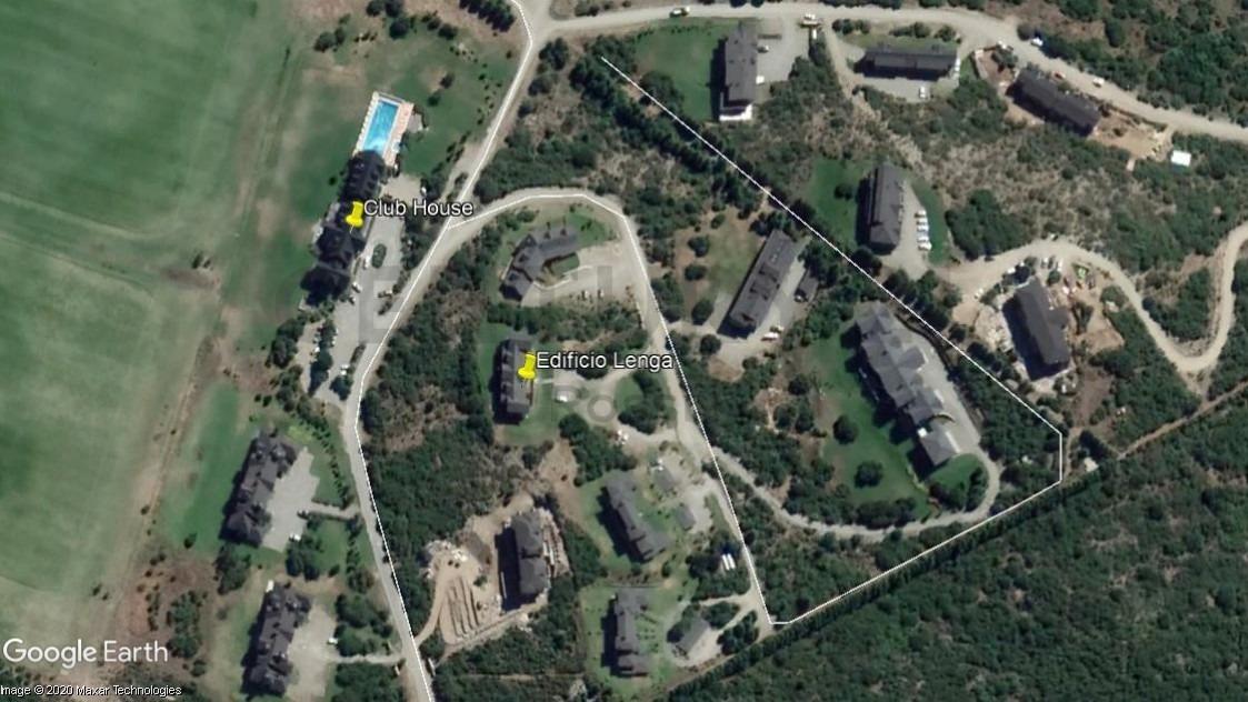 departamento en venta bariloche - arelauquen golf & country club-id:9249
