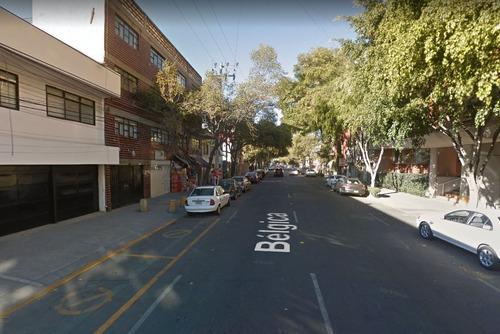 departamento en  venta bélgica 507 del. benito juarez