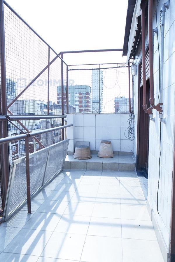departamento en venta belgrano, dúplex con terraza propia