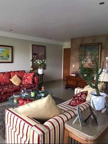 departamento en venta, bosque real / huixquilucan