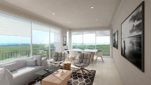 departamento en venta brezza towers, cancún, quintana roo