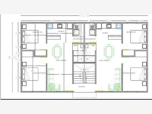 departamento en venta buenavista residencial
