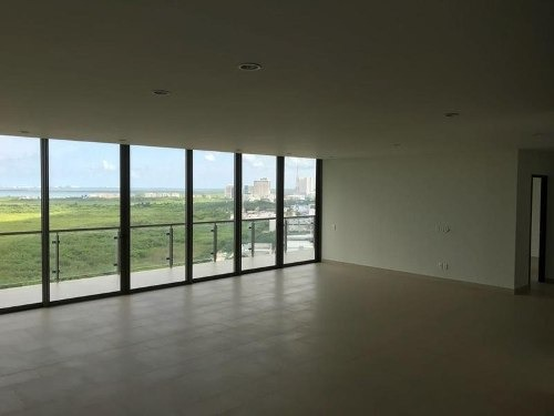 departamento en venta cancún be towers c2346