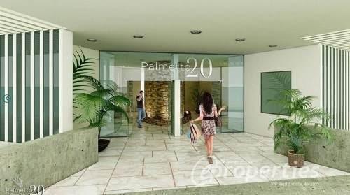 departamento en venta  cancún residencial palmetto 20