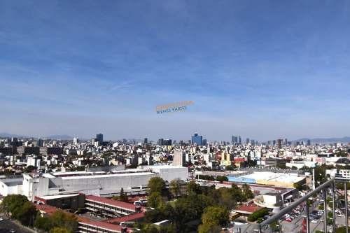 departamento en venta city towers grand park, 2 recamaras,  xoco coyoacan